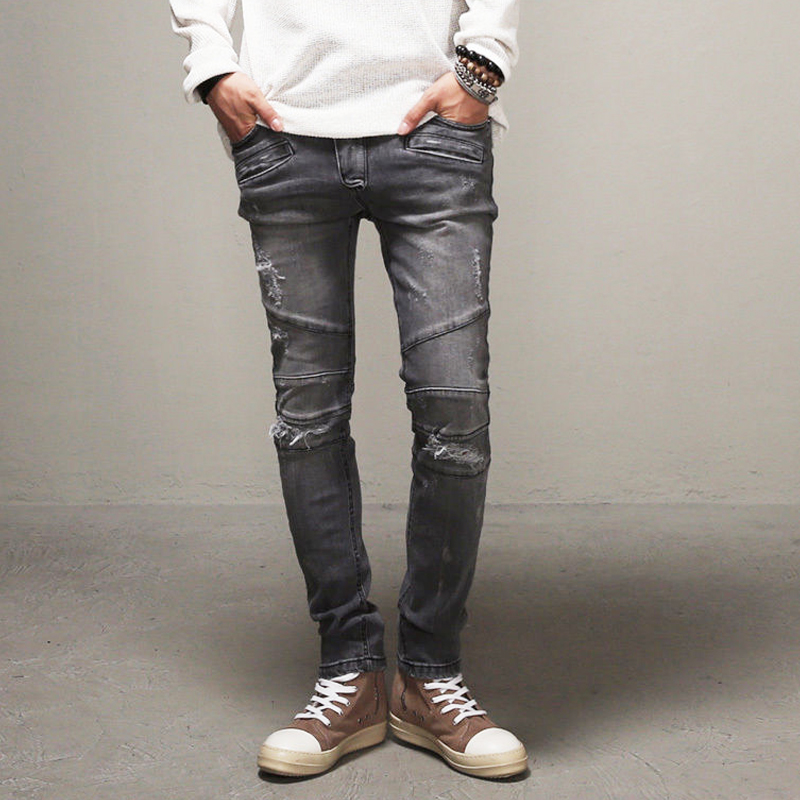 Compare Prices on Grey Denim Jeans- Online Shopping/Buy Low Price ...