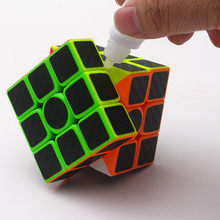 1 bottle 5ML Fidget Cube oil best silicone lubricants Smooth lubricating oil Make cube rotate more easily Lubricating(China)