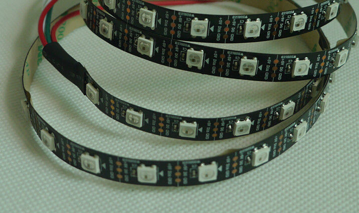 5M LED Strip Light DC5V WS2812B WS2812 IC IP67 30leds i - Aksesorë ndriçimi - Foto 3