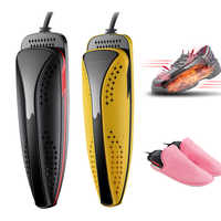 20W UV Shoes Dryer Ultraviolet Rays Shoes Sterilization Dryer Foot Protector Deodorant Dehumidify Device Shoes Drying Machine
