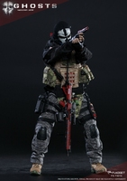 For collection 1/6 Scale 73010 1:6 Doomsday War Series End War Death Squad K Caesar Action Figure