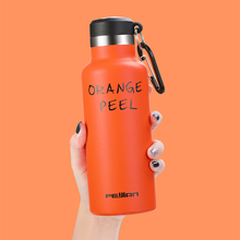 FEIJIAN Sport Water Bottles Thermos Vacuum 350/500ML Portable Leakproof Drink Bottle BPA Free