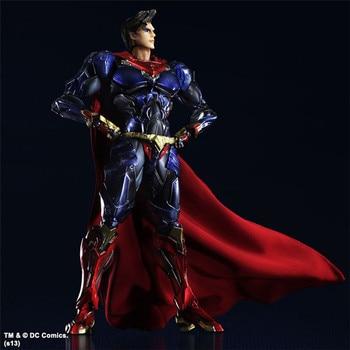 Фигурка Супермен 28 см Лига Справедливости PlayArts
