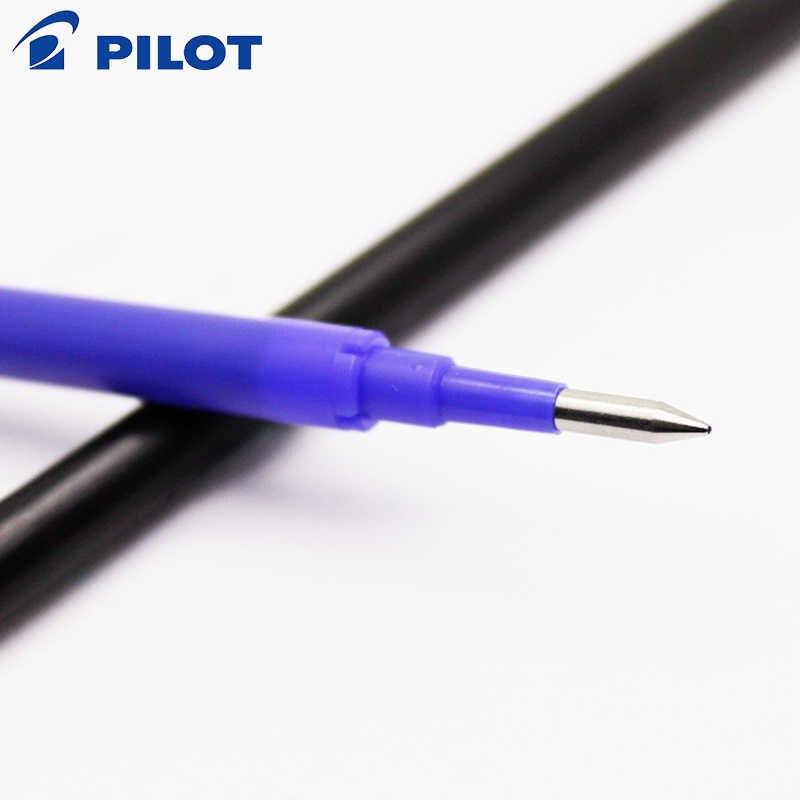1 sztuka japonia Pilot kasowalna/Frixion wkład do pióra Roller Ball 0.7mm Rubable Gel wkład do pióra s BLS-FR7