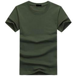 2019 Высокое качество модные мужские футболки Повседневная футболка с коротким рукавом мужская однотонная Повседневная хлопковая футболка