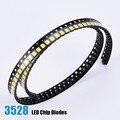 300pcs/lot SMD 3528 LED Lamp Bead 4-5lm White/Warm White SMD LED Beads LED Chip for All Kinds of LED Lamp Light