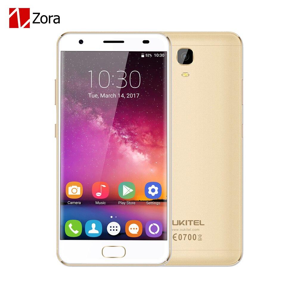 Original OUKITEL K6000 PLUS 5 5 Inch FHD MTK6750T Octa Core 16MP Smartphone 4GB RAM 64GB