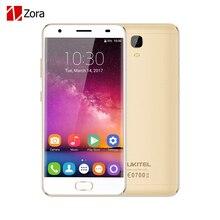 D'origine OUKITEL K6000 PLUS 5.5 Pouce FHD MTK6750T Octa Core 16MP Smartphone 4 GB RAM 64 GB ROM 12 V/2A 6080 MAH batterie Mobile téléphone