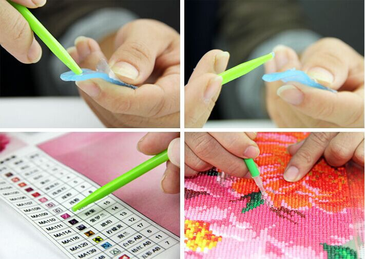 мозаика рисунки доставка из Китая