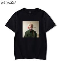 WEJNXIN Summer Lil Peep T Shirt Men Fashion Short Sleeve Cotton T-Shirt Funny O-neck Tshirt for Young Streetwear Camiseta Mujer