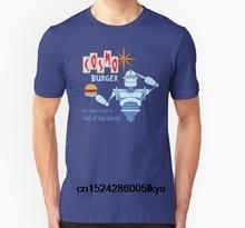 46edeb2c Fashion Cool Men T shirt Women Funny tshirt COSMO BURGER Customized Printed  T-Shirt
