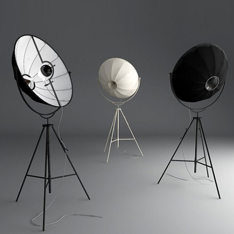 Nordic Industrial Retro Floor Lamps For Living Room Loft Bedroom Abajur De Chao Modern Photography Light