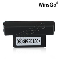 Car Auto OBD Plug And Play Speed Lock Unlock Device For Nissan X Trail 2014 Free