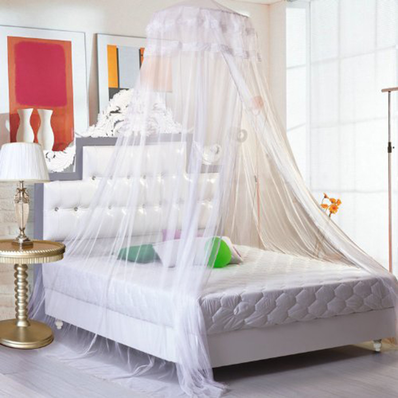 White Bed Canopy Promotion-Shop for Promotional White Bed Canopy ...