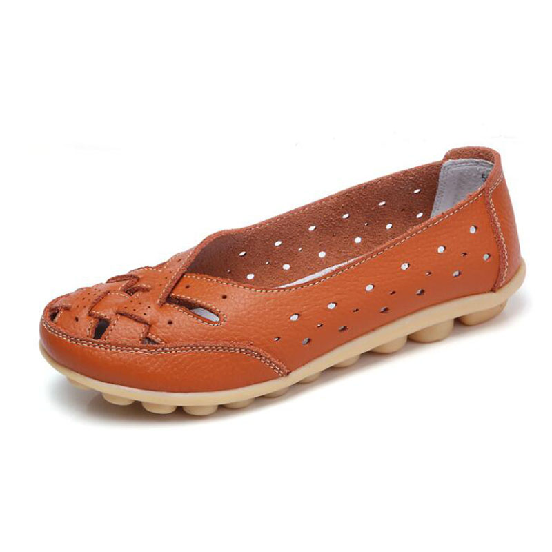 2019 new women shoes plus size 44 women flats genuine leather summer autumn loafers  Casual Female Shoes ladies shoes2019 new women shoes plus size 44 women flats genuine leather summer autumn loafers  Casual Female Shoes ladies shoes