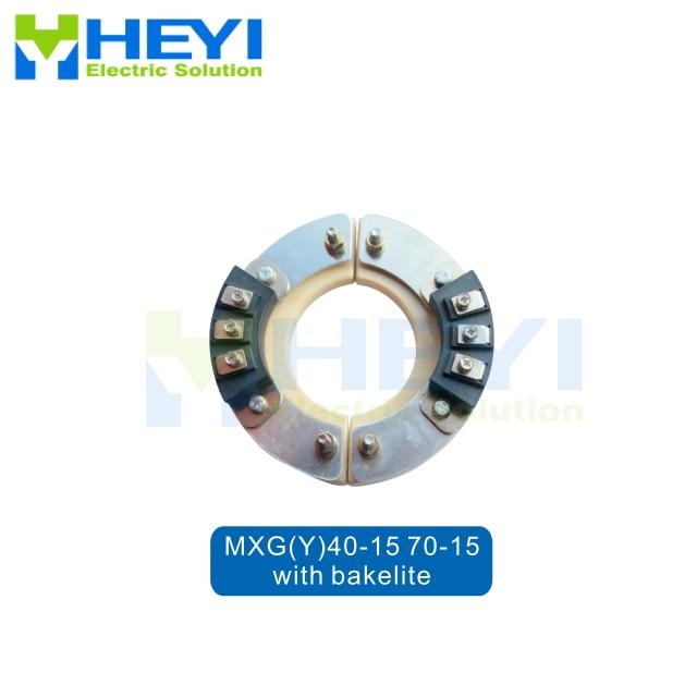 MXG Y 40-15/70-15/90-15 con bachelite Generatore Raddrizzatore Rotante Modulo di ControlloMXG Y 40-15/70-15/90-15 con bachelite Generatore Raddrizzatore Rotante Modulo di Controllo