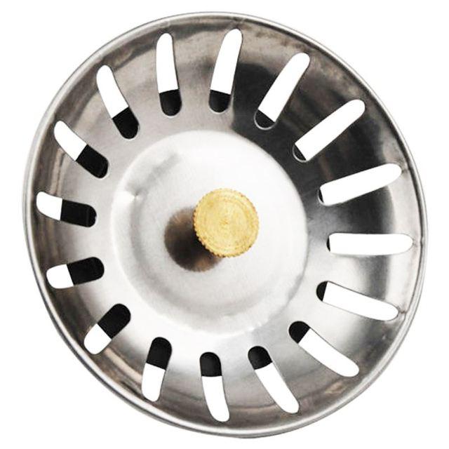 Heißer Verkauf Küche Becken Drain Dopant Sink Abfall Siebkorb Leach ...