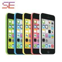 "Original Unlocked Apple iPhone 5C Cell Phones 16GB 32GB Dual Core WCDMA WiFi GPS 8MP Camera 4.0"" Mobile Phone"
