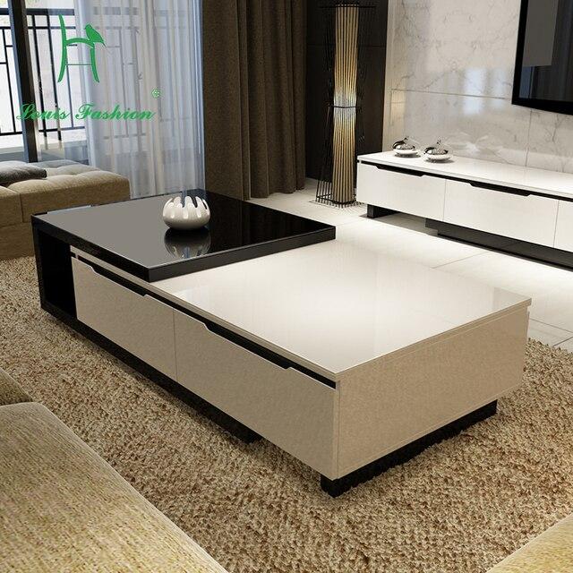 Ukuran Kopi Piano Cat Furniture Busana Ruang Kreatif Yang Modern Meja Teh