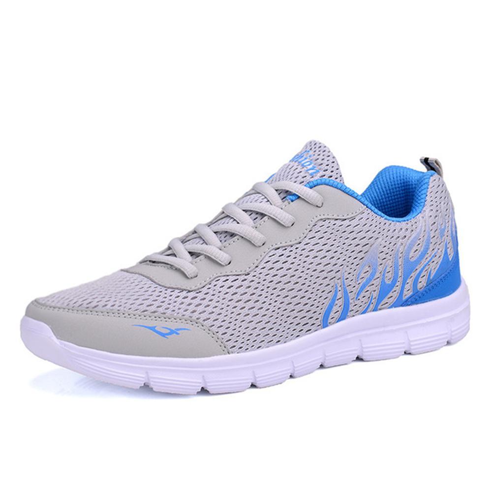 2018 new <font><b>Men</b></font> Sneakers Summer Mesh <font><b>Shoes</b></font> <font><b>Men</b></font> Footwear Fashion Breathable Lace up Flats Casual <font><b>Shoes</b></font>