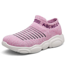 Summer girls shoes Children boys casual sport sneakers high quality mesh for breathable and light BRAND KIDS