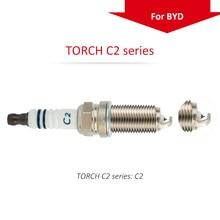 4packs/6packs China original TORCH spark plugs FR6MPP332/ILFR6A/IKH20TT/REC10WYPB4/TORCH-C2