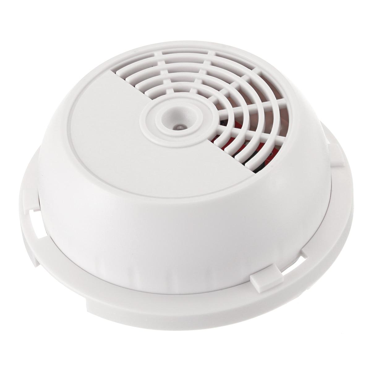 NEW Safurance 12V Combustible Gas Leak Sensor Alarm Detector Propane Butane LPG Natural Home Security Safety