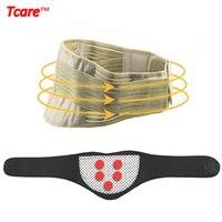 Tcare Health Care Tourmaline Waist Belt Waist Trainer Neck Support Brace Magnetic Therapy Tourmaline Set