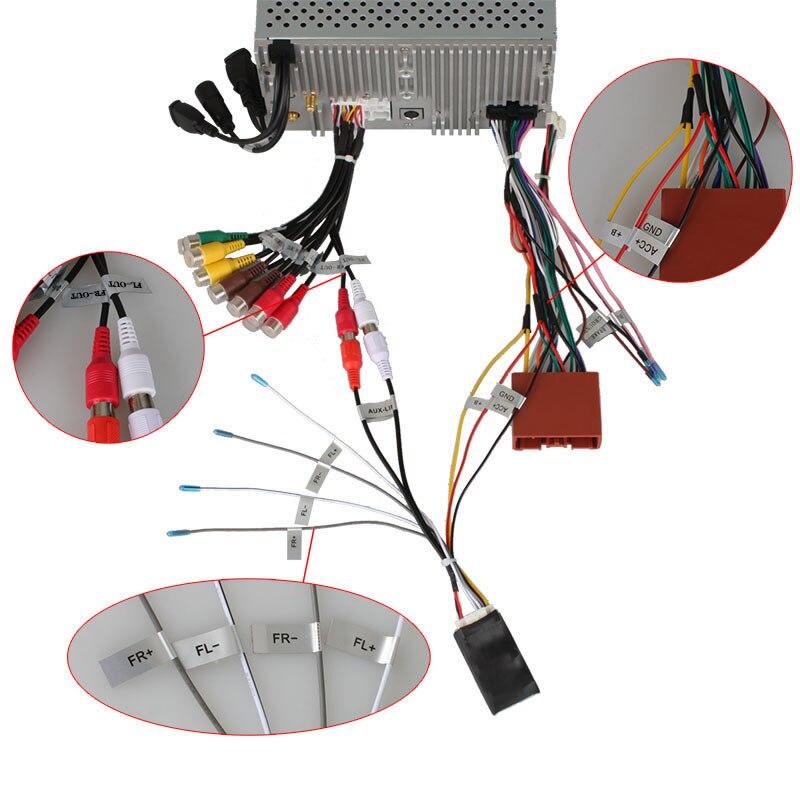 Auto Bose verstärker adapter zu ändern die analoge signal in voltage ...