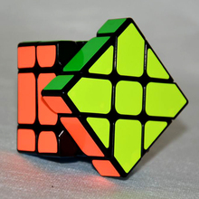 New Arrival YongJun YJ Speed 3X3X3 Fisher Cube Magic Cubes Speed Puzzle Learning Educational Toys For Children Kids cubo magico
