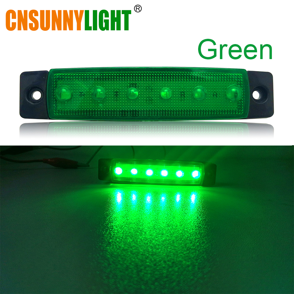 CNSUNNYLIGHT Car LED Bus Clearance Lamp Tail Reverse Light Turn Signal Truck Trailer Lorry UTE Caravan Rear Warning Lighting Bar (3)