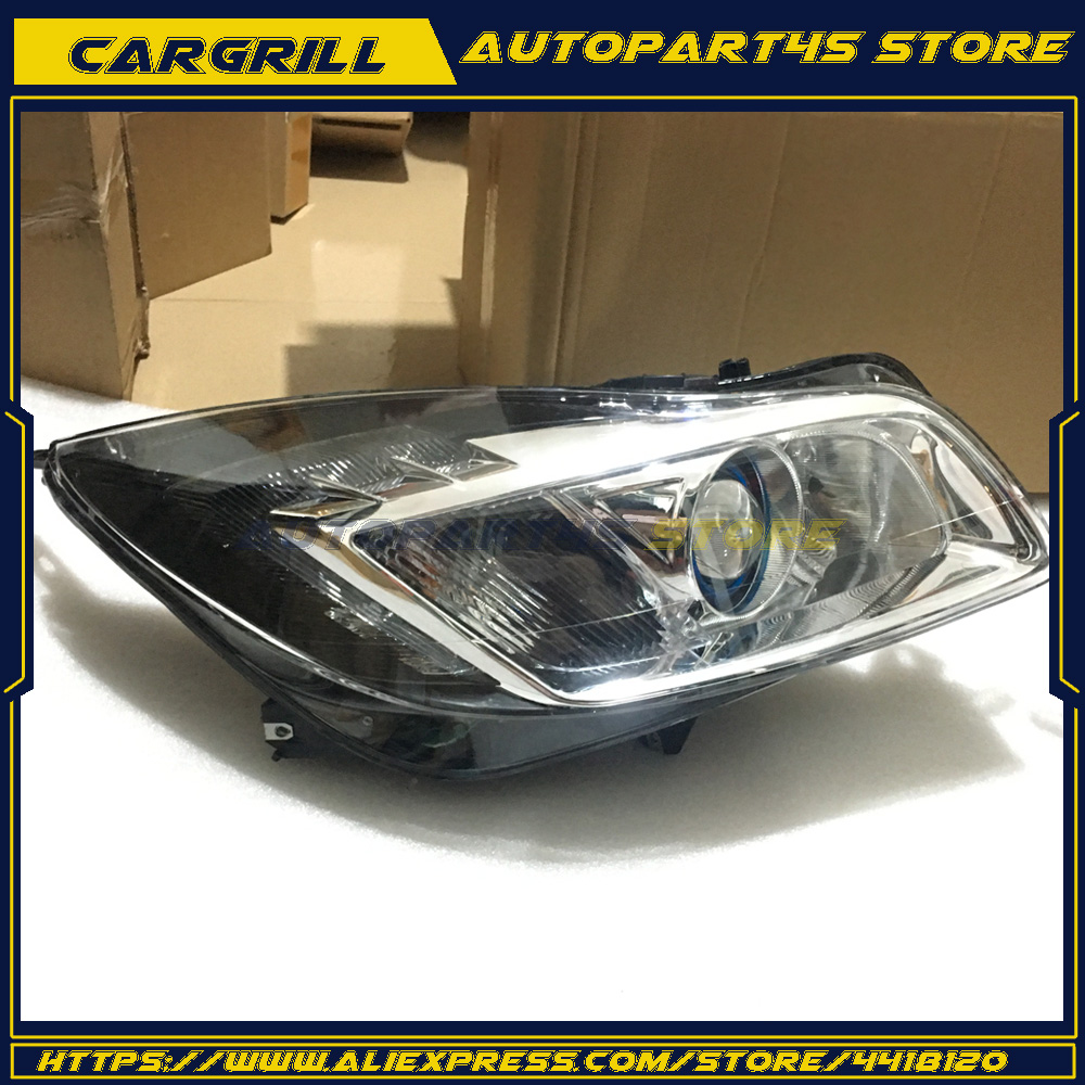 hight resolution of 1 pcs for 2009 13 buick regal hid bi xenon headlamp projector headlights assembly in car light assembly from automobiles motorcycles on aliexpress com