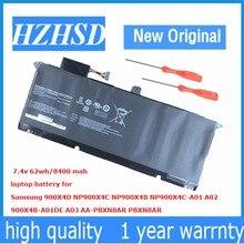 ФОТО 7.4v 62wh new aa-pbxn8ar laptop battery for samsung 900x4d np900x4c np900x4b np900x4c-a01 a02 900x4b-a01de a03