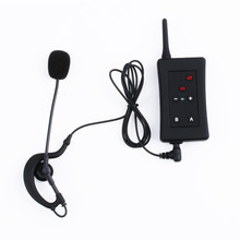 1 pcs Vnetphone Football Soccer Referee Intercom FBIM Motorcycle Intercom Full Duplex Bluetooth umpire Water Polo Judge Headset цена в Москве и Питере