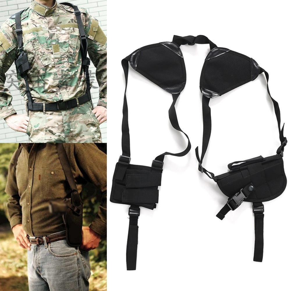 Multi Functional Bag Tactical Storage Shoot Hunting Armpit Adjustable Anti Theft