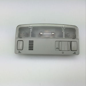 Image 2 - for VW Passat B5 Polo Touran Golf MK4 Skoda Octavia Dome Reading Light Beige or Gray Color Lamp 1TD 947 105 3B0 947 105 C