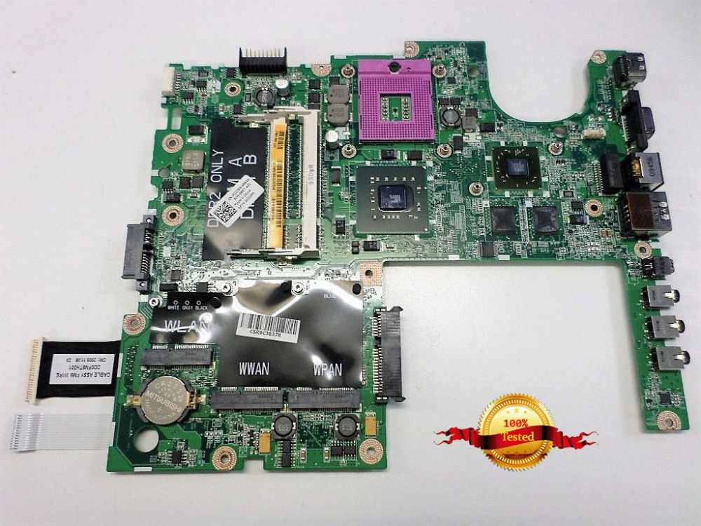 все цены на  for DELL XPS CN-0C235M 1555 laptop motherboard for intel cup free shipping CN-0PU073  онлайн