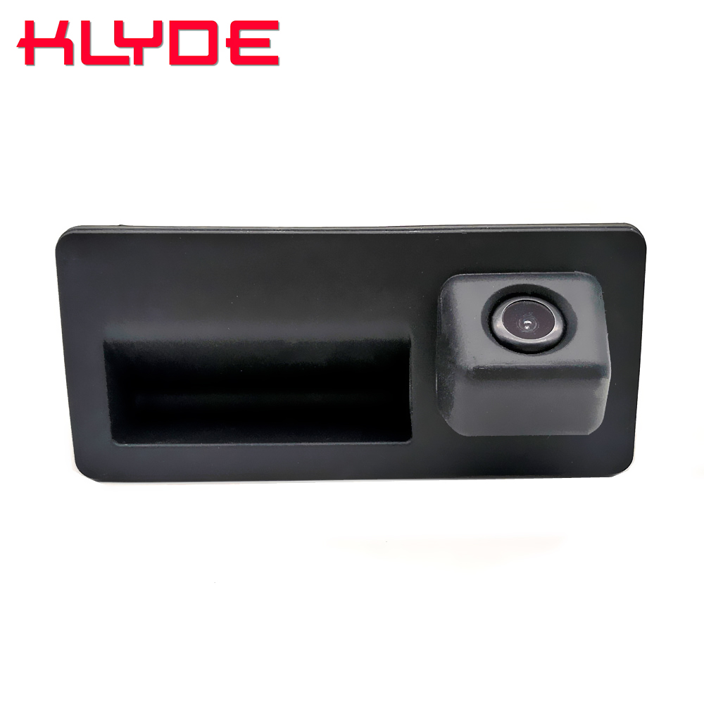 KLYDE Car Rear View Reverse Backup Parking Camera For Audi A4 A5 S5 Q3 Q5/VW Passat Sharan Touareg Tiguan Golf Touran Jetta