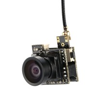 LST-S2 AIO 800TVL CMOS Mini FPV Camera CAM RC Toy Parts Accessories with 5.8G 40CH 25mW Whip Antenna for RC Racing Drone цена
