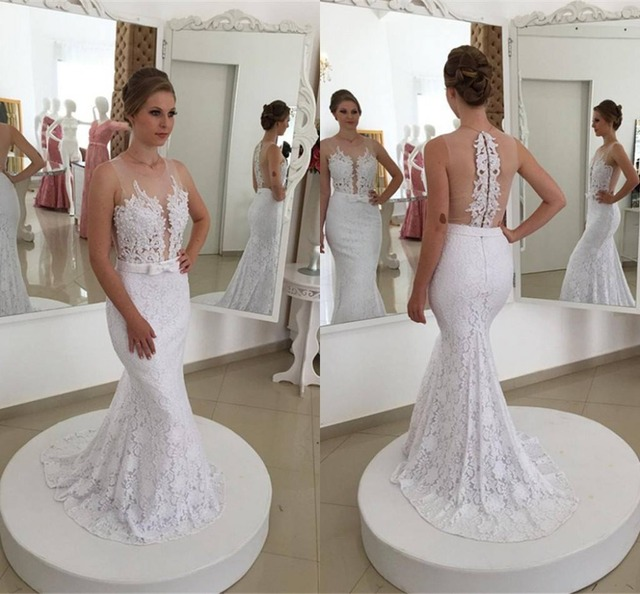 Sexy informal wedding dresses