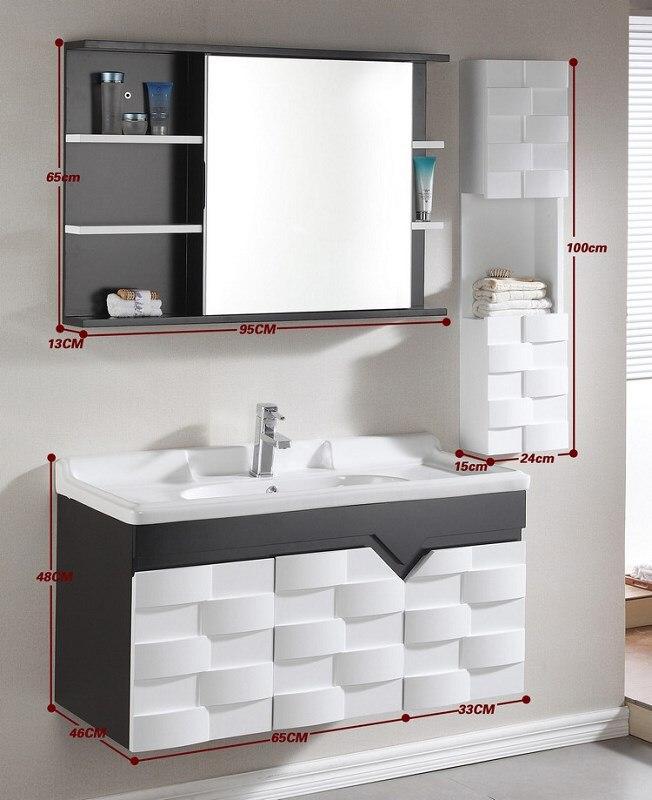Bathroom wall vanity units 240v circuit tester