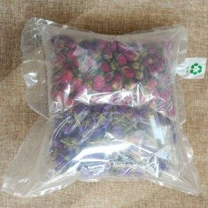 Image 5 - Getrocknete Natürliche Blumen Mini Rose Knospe Trocken Blume Vergessen Mich Nicht Getrocknete Blumen Blätter Hochzeit Mittelstücke Handwerk Beutel Tasche 25g