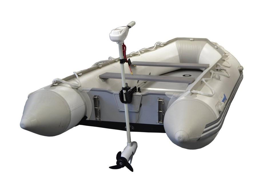 Hand Operted Propeller Outboard Motor Water Boat Craft Dinghy Trolling Motor US