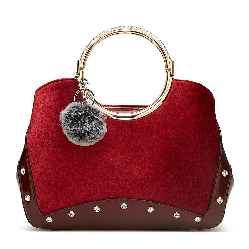 цены на Women Bag Female Luxury Leather Bag Handbag Lady Saddle Totes European American Style Fashion Crossbody Shoulder Bag New в интернет-магазинах