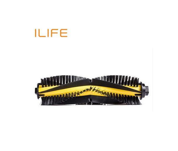 ILIFE V7 V7S Chuwi Robot Vacuum Turbo Brush iLife V7 Generic Roller Brush 5x side brush kit 3x cleaning mop cloth replacement for ilife v7 chuwi v7 robotic vacuum cleaner chuwi ilife v7