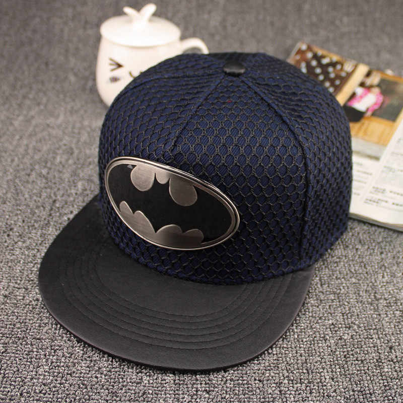 2829de09c5a 2019 New Batman Hip Hop Hat Baseball Caps Bone Snapback Hats For Men Women  Adjustable Gorras