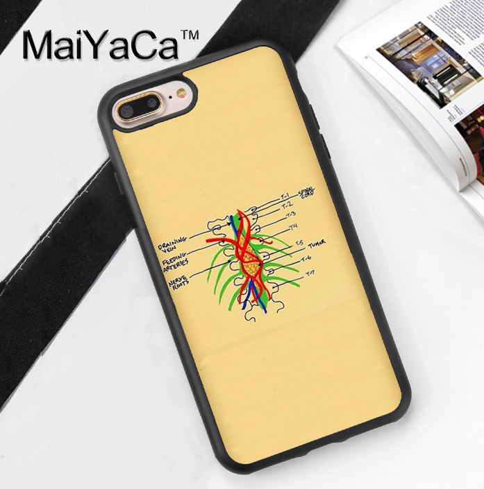 MaiYaCa Greys anatomy Style Soft TPU Case for iPhone 7 7Plus for ...