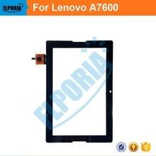 """Panel Táctil de la tableta 10.1 """"Pulgadas Para Lenovo Tab A10-70 A7600 A7600-F Pantalla Táctil de Cristal Digitalizador Flex Cable de La Asamblea"""