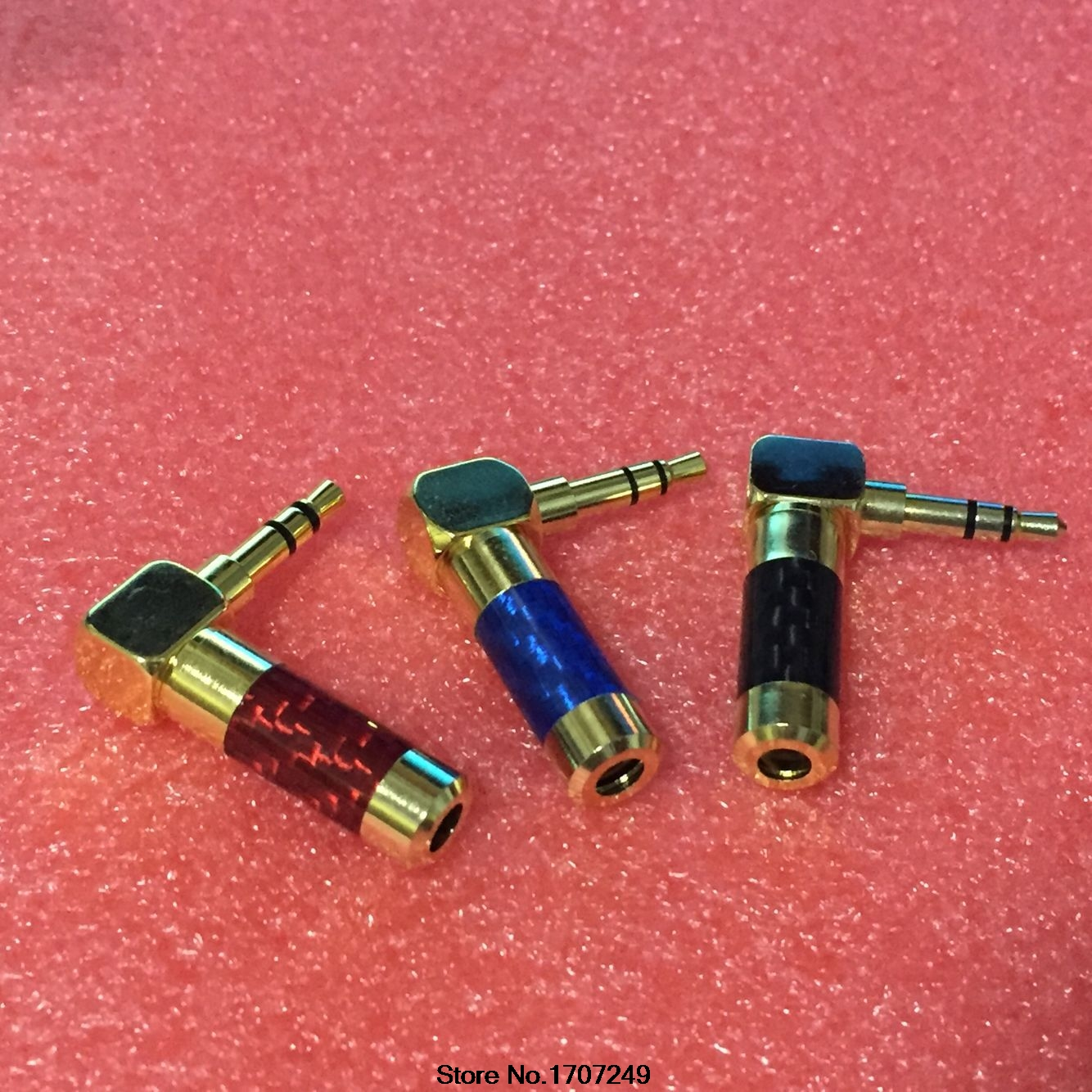 1pcs 24K Gold Plated audio 3.5mm 3 pole jack 90 Degree Headphone Plug Right Angle Stereo Audio Jack Connector for Cable Adapter schneider 6pcs supplementary ink pen ink sac ink ink gall bladder boxed portable recycle