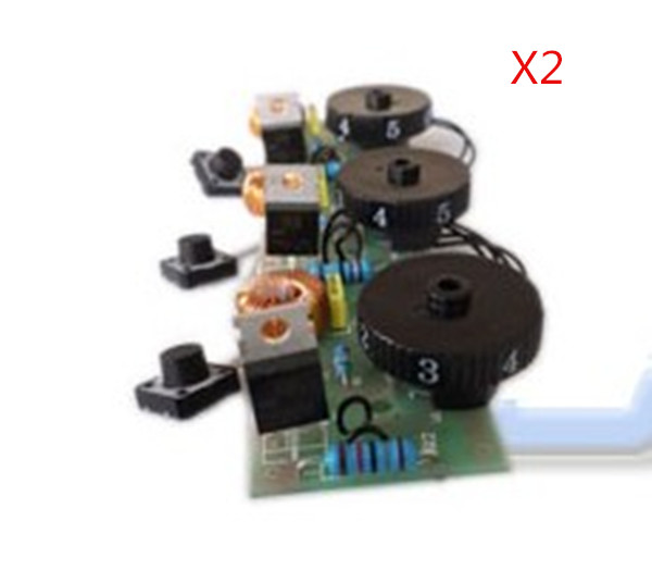 ФОТО 2pcs/Lot Scraping paint machine speed control board for DF-6 electric machine scraping paint machine